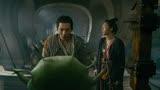 捉妖記:宋天蔭夫婦為救村民,和天師大打出手