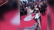 """范冰冰""""CHINA瓷""""驚艷亮相65屆戛納電影節紅毯"""