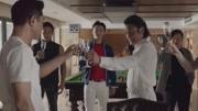 梁家輝古天樂王晶等出席電影《追龍2》全球定檔發布會