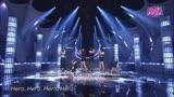 [日本美少女組合]Fairies-Super Hero音樂現場版
