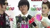 《中國娛樂報道》 @梁博-- 發專輯李琦點贊