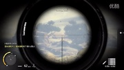 烏索普覺醒 超帥氣的遠距離狙擊