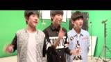 花絮:TFBOYS炫酷來襲 加盟《全員加速中》呆萌再升級