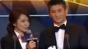 刘诗诗谈论第一次和吴奇隆拍戏时就对他有感觉了