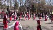 甘肅景泰楓林鍋莊舞協會49―跳西寧王老師的藍雪景泰縣2017年愛心公益協會;世界