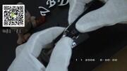 小虎说表:OM厂欧米茄海马600计时腕表视频评测!