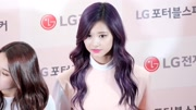 2016 (LG音响发布会)TWICE Tzuyu Fancam by Mera