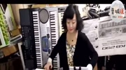 声效电子鼓和三排键电子琴齐奏《西游记》主题曲,交响乐团的感觉图片