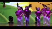 儿童舞蹈学前班舞蹈《中国龙》小红花幼儿园2018庆六一