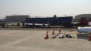南通正道成品管道抗震支架陕西榆林项目
