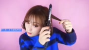 韓國女生的短發是這樣打理的,扎起來也很好看哦