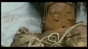 """古墓出土的千年女尸,專家通過尸體比對復原其""""相貌"""""""