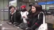迪麗熱巴機場摔壞粉絲手機,一句話感動在場人,網友:你不火誰火