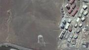從衛星地圖放大看新疆,發現神奇的八卦城,據說此地從不堵車