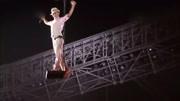 美版《无间道》莱昂纳多和马特达蒙天台上的对决