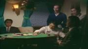賭神3,美女賭牌太激動,一下子梭哈,輸個精光