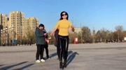 广场舞视频大全广场舞教学《远走高飞》简单