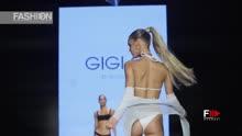 GIGI C 2018迈阿密泳装秀