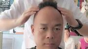 """【牛男獨家】""""美容達人""""拍片示范燙卷 失手將頭發燒斷"""