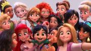 除了《无敌破坏王2?#20998;?#30340;公主,迪士尼这些公主你还记得吗?