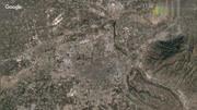 Googleearth卫星图展示过去32年里苏州的变化