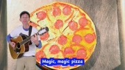 Magic Pizza Song with Matt _ Food...n English Kids