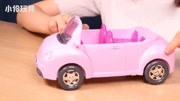《小伶玩具》小伶你这部车的功能真的是太齐全了还可以变形!图片