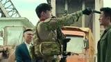 《战狼2》国际版预告,首部去非洲拍摄的战争片