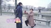 #快樂大本營 捕捉到兩只戲精,娜姐和馬天宇演繹《溫暖的弦》經典片段,這段表演你給