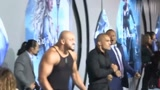 【海王 HAKA舞】海王Jason Momoa带众人洛杉矶首映礼上大跳HAKA舞