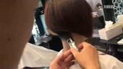 #汉服 #中短发古风发型 2019年第一个发型教程……两款无发包的造型,超简单的