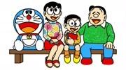 快樂幸福的一家人