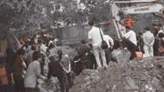 1971年,一支施工隊在湖南長沙施工時,突然發現一座千年古墓。古墓出土了3000