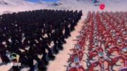 花木蘭(片段)軍隊首領向木蘭展示超強實力