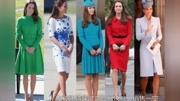 同为王室媳妇,凯特王妃高雅华贵梅根王妃平易近人,卡米拉苦瓜相