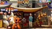 拳皇最强BOSS大蛇的超必杀能不能挡住拉尔夫宇宙幻影?