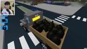 【Roblox快餐店模拟器】我居然当老板啦?飞天火箭汉堡包登场!
