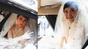 46歲袁立登記結婚,老公梁太平曬結婚證書,男方坦白會遭詆毀