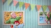 BD19男可爱儿童周岁生日百日成长纪念电子相册AE模板宝宝照片展示视频MV~1