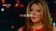 CGTN女主播劉欣與FOX女主播翠西電視對話