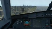 薩利機長解救155人,最后被問責,總部召開會議,模擬飛行現場