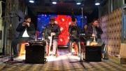 电吹管与小民乐队演奏电视剧武松打虎插曲《一枝花》李诺升演奏