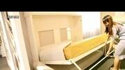 广州喜庆创意家具——多功能沙发隐形床
