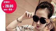 2015新款大码夏季短袖t恤女式套头打底衫印花圆领学生衣服女上秋