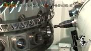 难得一见!五轴数控机床加工高精度复杂齿轮零件