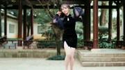 美少女跳宅舞《桃花旗袍》,撩人的舞姿,小姐姐有俘虏到你的心吗