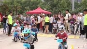 洛阳伊川第一届乐动儿童平衡单车运动馆联赛