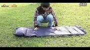公狼 1453 自动充气垫 防潮垫 帐篷垫 爬行垫 高清_标清