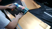 厂家车间拍摄手提袋制作 包装袋生产 纸袋定制——樱美印刷