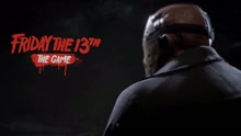 黑色星期五 FRIDAY THE 13th Game Window Escape Gameplay Main Menu Trailer